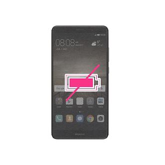 Changement de Batterie Huawei Mate S