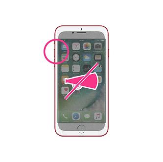 Changement Bouton Volume iPhone 7