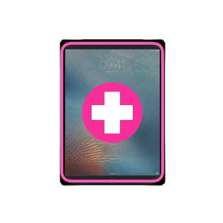 Changement Vitre + Écran iPad Air 1