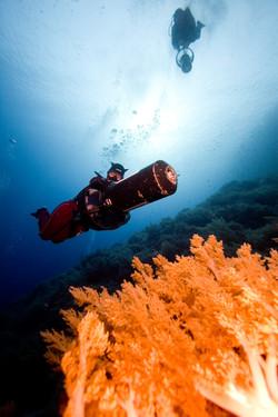 DPV-DIVING подводный буксировщик