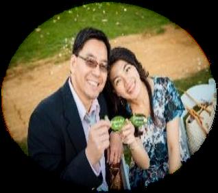 5th Inter- Church Christian Singles Retreat Speakers' Testimony Sharing