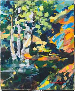 Firebird Birches