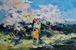 Blossoms' Whisper