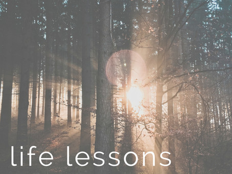 Life Lessons from a Light Chaser