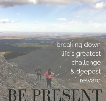 The Benefits of Being Present