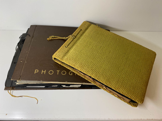 Old Photo albums