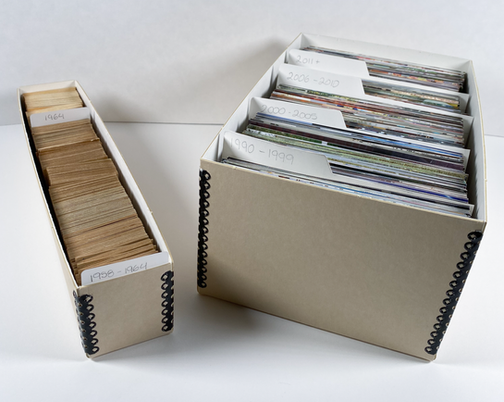 Organized Prints & Slides