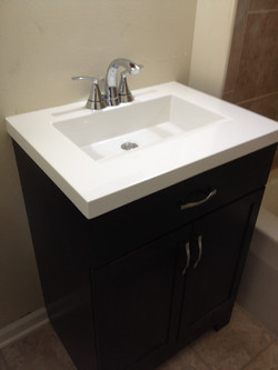 Faucet & Sink Installations