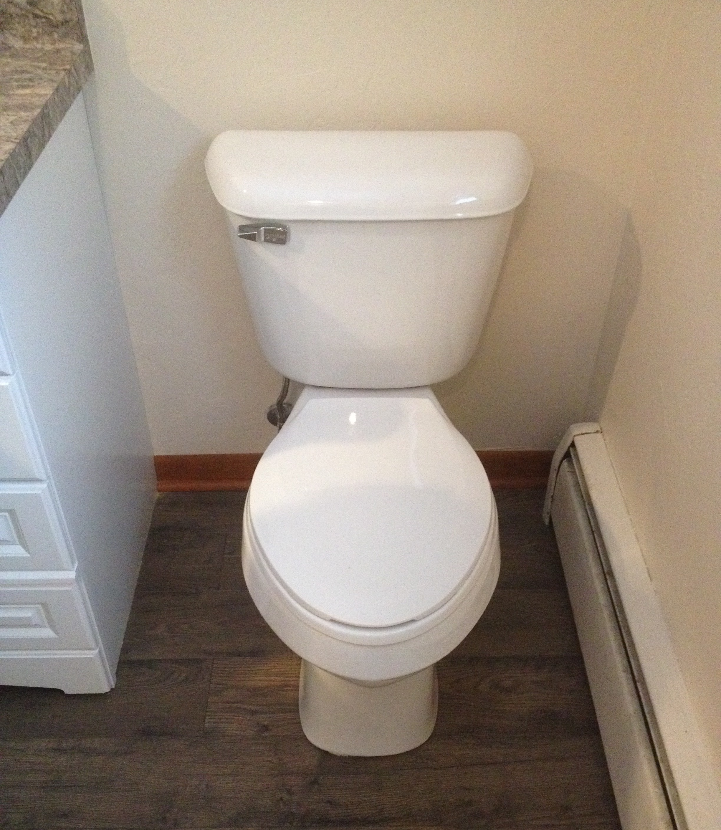 Toilet Installation & Repair