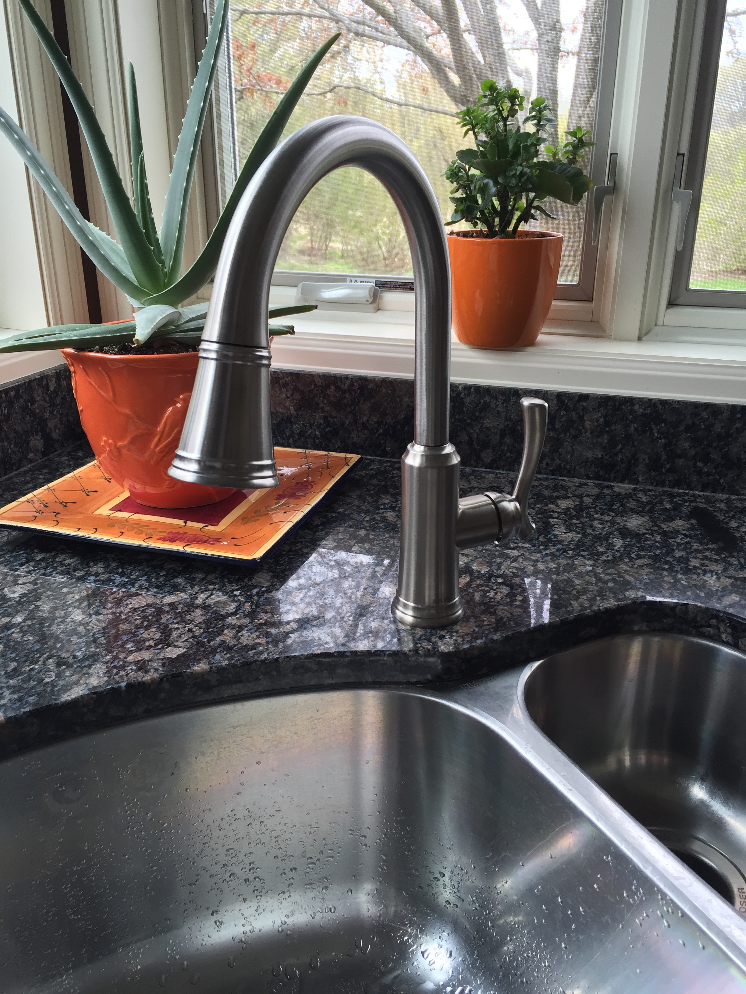 Kitchen Faucet Installation & Repair