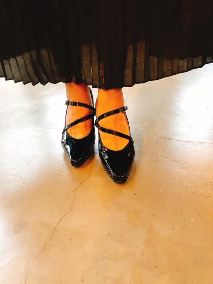 shoe beさんにオーダーしていた靴が完成しました。