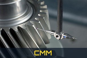 CMM dimensional inspection