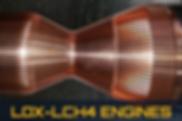 Rocket engine, liquid propellant
