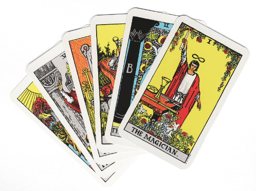 1 Hour Tarot Reading/ Coaching Session  (Recorded)