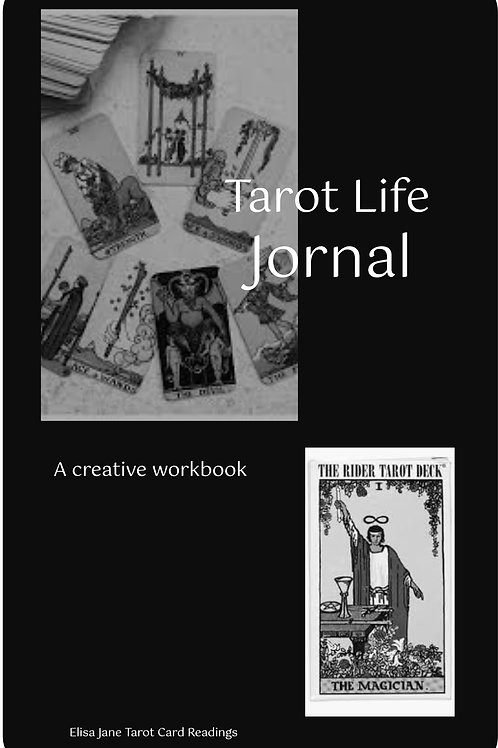Tarot For Your Life Jornal