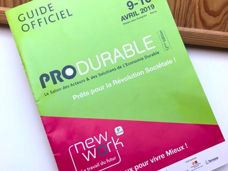 De Produrable aux pros du durable ?