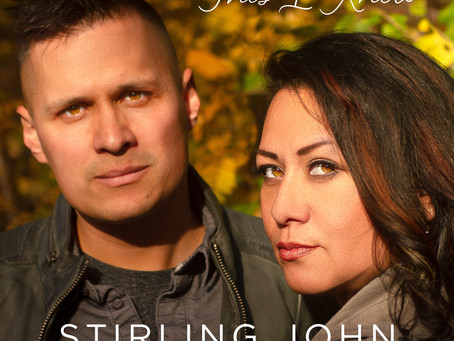 """New Single!  """"THIS I KNOW"""" by Stirling John ft. Dahlia Wakefield (yours truly! ;)"""