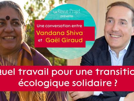 Travail, communs, éco-féminisme et transition écologique