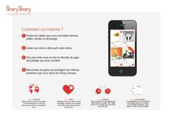 Shary Shary Start-up project