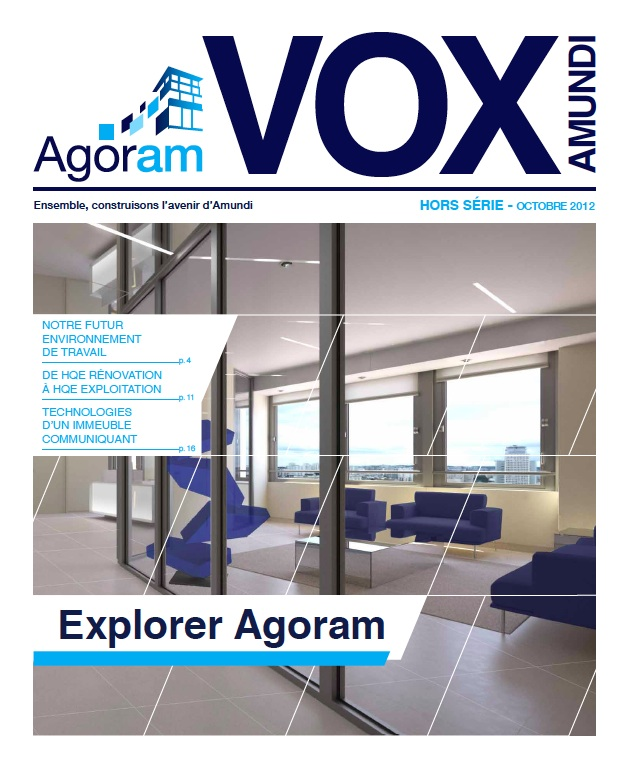 Journal interne VOX AMUNDI