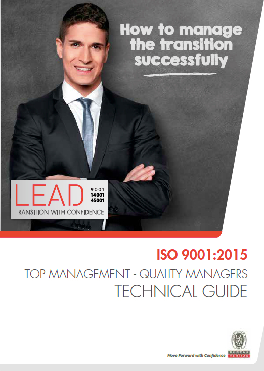 Guide technique ISO 9001/ LEAD