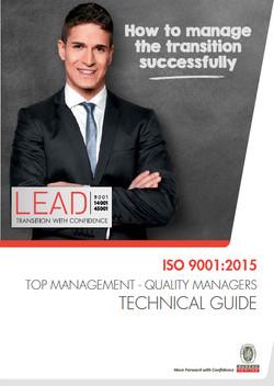 Bureau Veritas LEAD Technical Guide