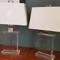 Restoration Hardware Lucite Lamps.jpg