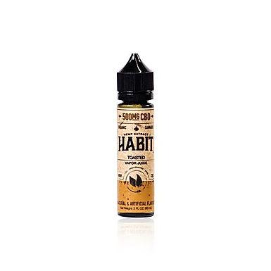 500mg CBD Vape Liquid (Nicotine-Free)