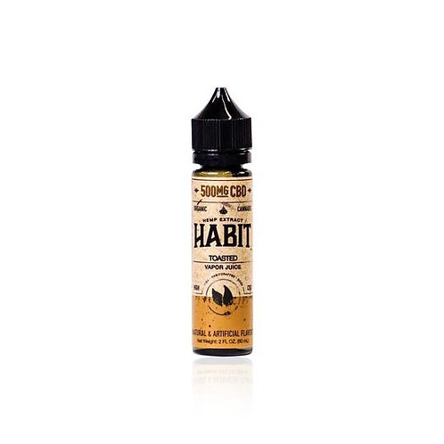 500mg Vape Liquid (Nicotine-Free)