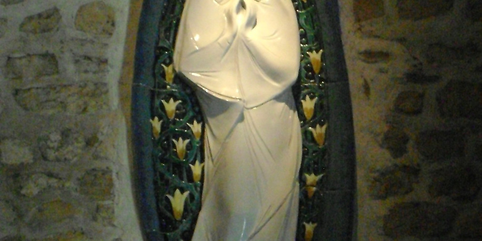 Compassionate Heart of Mother Mary & Quan Yin