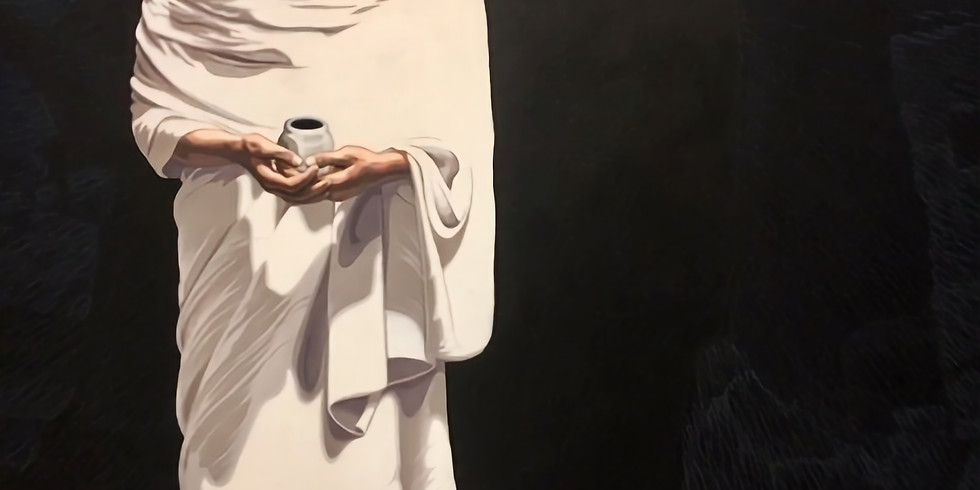 Emerging with Mary Magdalene