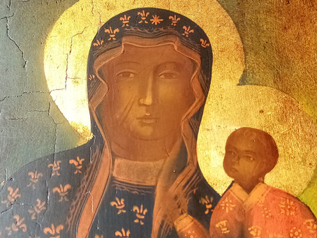 The Black Madonna As Healing Alchemist