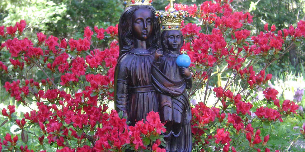Mary Magdalene As The Black Madonna