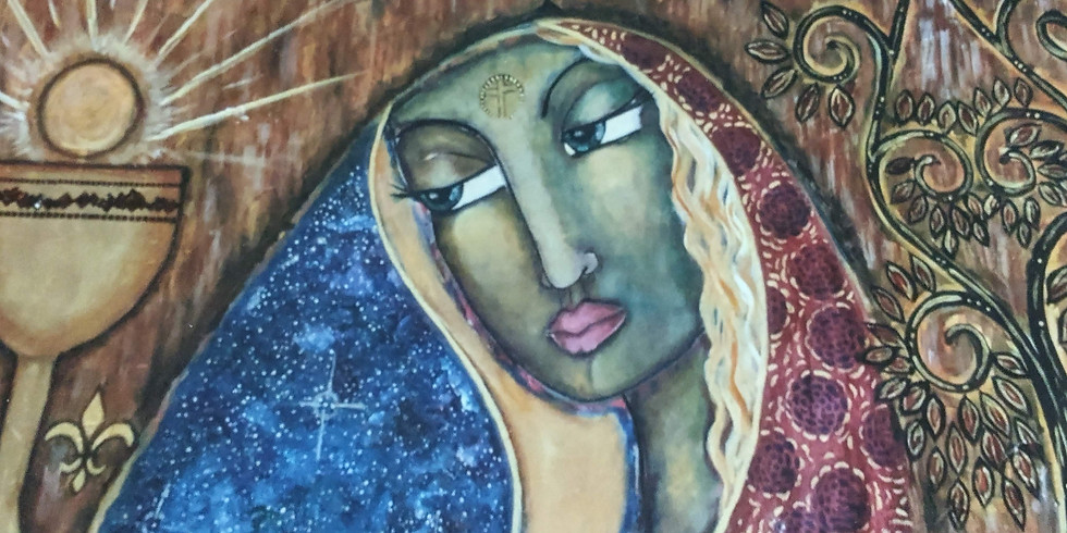 Praying With & As Mary Magdalene