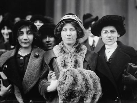 Irish Feminine Courage