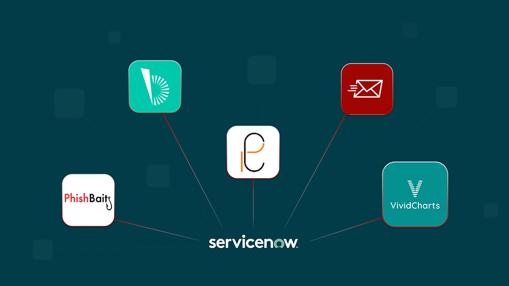 top 5 applications in servicenow app store