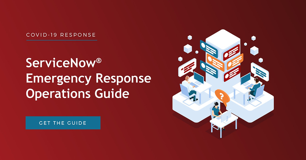 ServiceNow Emergency Response Operations Guide