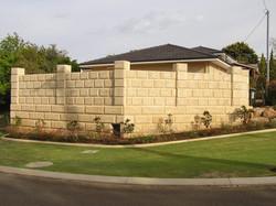 Fort Knox- Limestone Wall