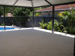 Patio Paving & Pool Capping