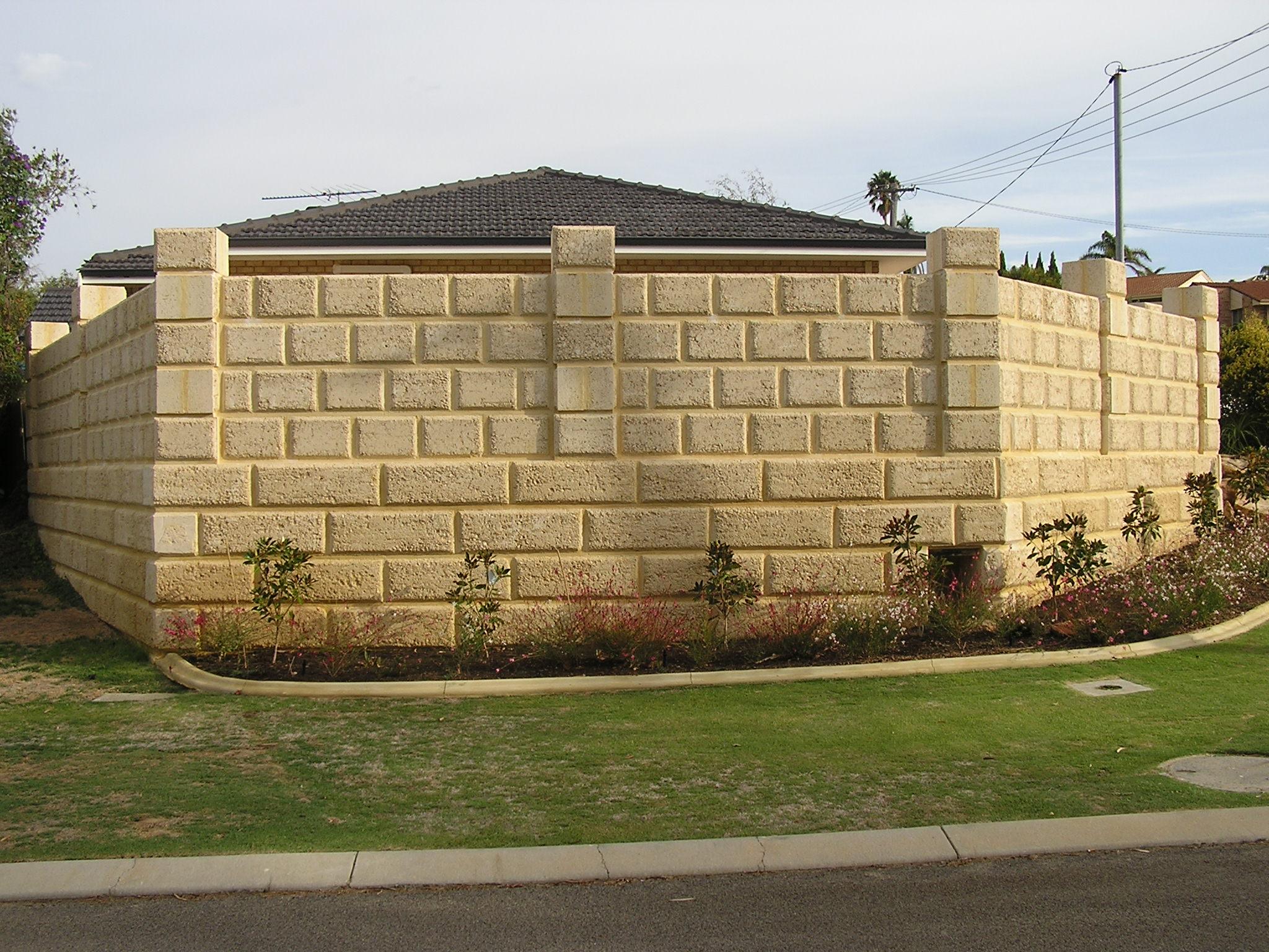 Fort Knox - Limestone Wall