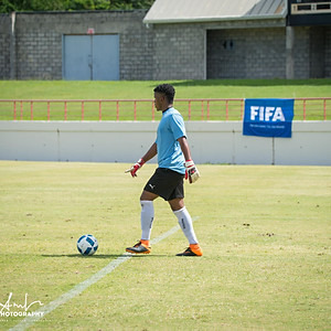 FKF College Player Showcase - Day 1