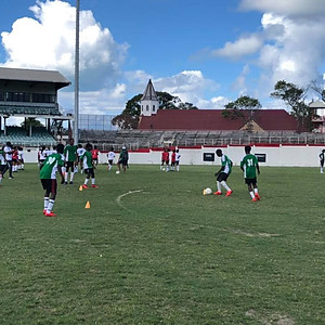 2019 College Player Showcase - Antigua