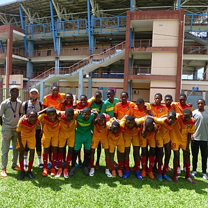 FKF GFA U19 Invitational - Day 1