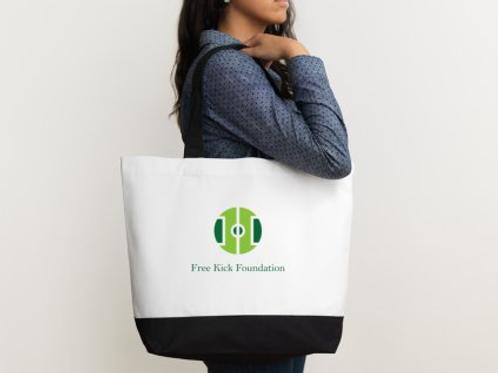 Free Kick Tote Bag