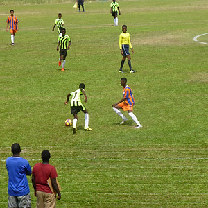 FKF/SLFA Easter Invitational - Day 1