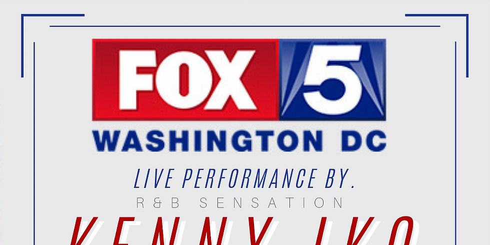 Fox 5 News Live Performance