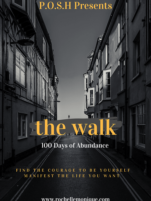 The Walk 6 Weeks of Manifestation