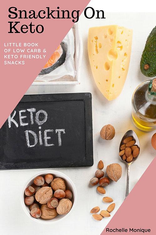 Snacking On Keto E-Book