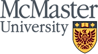 McMaster University logo in colour