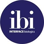 This image is of ibi - Interface Biologics logo